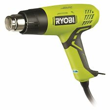 Ryobi 2000W Corded Heat Gun Dual Temperatures Direct Heat Flow *Free Shipping*