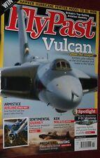 Flypast Magazine 2013 November Avro Vulcan XH558,P-51 Mustang,Ken Wallis,B-17