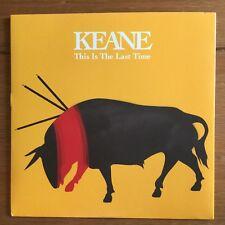 "Keane -  This Is The Last Time 7"" Vinyl"