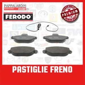PASTIGLIE FRENO FIAT PUNTO 55 60 75 1.1 - 1.2 BENZINA 1.7 D KIT 4 PATTINI FERODO