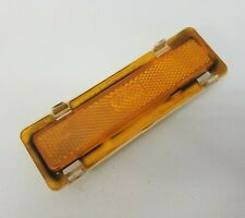 82-92 Camaro Firebird Driver Side Amber Front Side Marker Light Housing  #6