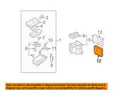 Pontiac GM OEM 2005 Bonneville Electrical-Module 10383937