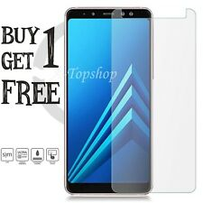 Tempered Glass Film Screen Protector for Samsung Galaxy A6 2018 Mobile Phone