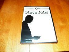 STEVE JOBS ONE LAST THING PBS TV Documentary Apple Founder DVD SEALED NEW