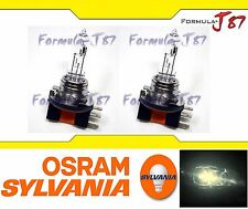 Sylvania Basic H15 15/55W Two Bulbs Head Light DRL Daytime High Beam Replacement