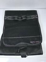 Black & Pink Mary Kay Roll Up Travel Bag Makeup Storage