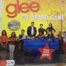 """glee"" CD Board Game ""free your glee!"" TV Show Edition with many Glee Songs NEW"