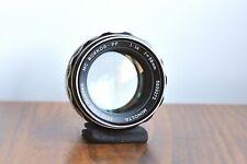 MINOLTA MC Rokkor - PF  58mm f/1.4  Lens      * Good User Condition *