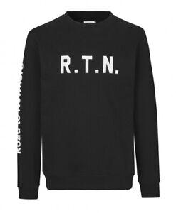 PAS Normal Studios R.T.N  Sweatshirt Black BNWT Size M