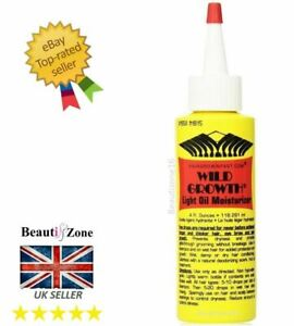 Wild Growth Light Oil Moisturizer - 118ml