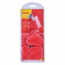 4 Piece Caulking Grout Remover Sealant Silicone Finishing Cleaning Tool Set