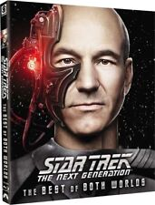 STAR TREK 1990 - THE NEXT GENERATION 3->4  THE BEST OF BOTH WORLDS - NEW BLU-RAY
