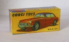 Repro box CORGI Nº 327 M.G.B. GT