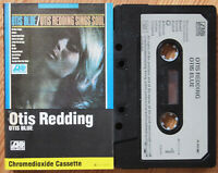 OTIS REDDING - OTIS BLUE (ATLANTIC K440003) 1980s EUROPE CASSETTE REISSUE SOUL