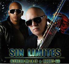 Alfredo de La Fe & Rodry-Go SinLimites    BRAND  NEW SEALED  CD