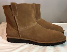 UGG Classic Mini Unlined Boots/ Booties Sz 7 Woman's 100% Authentic 1017532