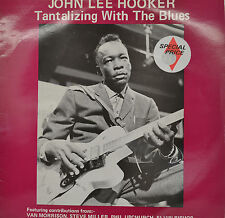 """JOHN LEE HOOKER - TANTALIZING WITH THE BLUES  - LP 12"""" (R686)"""
