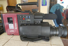 Jvc Gr-C1U Back To The Future, Stranger Things Camcorder Many Accessories