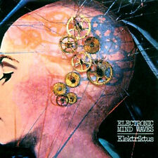 ELEKTRIKTUS Electronic mind waves CD italian prog