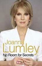No Room for Secrets, Lumley, Joanna Hardback Book