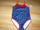 Size 24 Months Ocean Pacific Onepiece Swimsuit Swim Bathing Suit Patriotic Stars