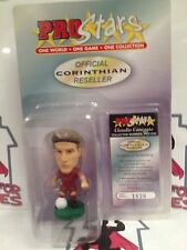 CORINTHIAN PROSTARS  AS ROMA  CLAUDIO CANIGGIA RESELLER BLISTER PACK