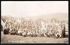 Ilfracombe. Holiday Camp, 7 Aug 1911 by Batten # 35.
