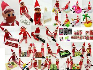 Elf GAMES ACCESSORIES Props Ideas Joke Christmas Decoration Fun Mini Toys UK