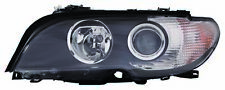 Driver Left Halogen Headlight for 2003-2006 BMW 3 SERIES Coupe/Convertible
