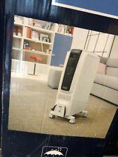 Full Room Electric Oil Filled Radiant Heater Portable Digital 1500 Watt-485215