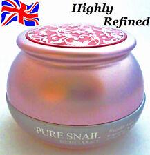 Snail Cream Crema Curativa extracto de Aloe Vera Reparación De Caracol Anti Envejecimiento Cicatrices