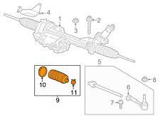 BMW X4 F26 Steering Column Tie Rod Repair Set Kit 32106870519 NEW GENUINE