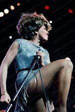 8x10 Print Tina Turner on Stage Performing #Tt1