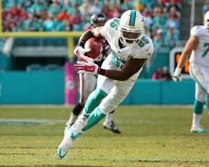 GREG JENNINGS 8X10 PHOTO MIAMI DOLPHINS FOOTBALL PICTURE NFL