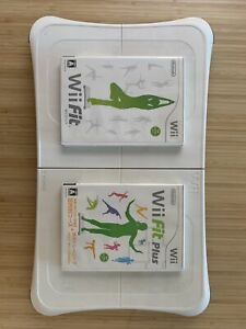 Nintendo Wii Fit & Plus Japanese Version: ONLY PLAYABLE in JAPANESE Wii - Used