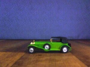 Matchbox Models of Yesteryear Y-16 1928 Mercedes SS Coupe