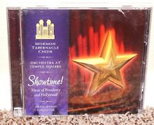 Showtime! Music of Broadway and Hollywood Mormon Tabernacle Choir Music CD LDS