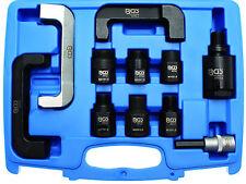 BGS Dieselinjektor-Demontage Satz 10-tlg Diesel Injektor Injetoren Werkzeug Set