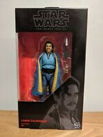 "Star Wars Black Series - Red Wave - #39 Lando Calrissian 6"" Figure - New"