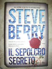 STEVE BERRY - IL SEPOLCRO SEGRETO - ED:NORD - ANNO:2013 (IT)