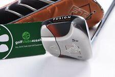 New listing Callaway Ft i 5 Wood / 18 Degree / Regular Flex Fujikura M Fit On / CAFFTi179