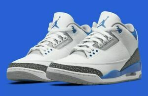 Nike Air Jordan 3 Racer Blue Mens GS PS TD Sizes 8c - 8.5 CT8532-145 NEW IN HAND