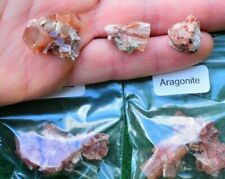 Aragonite Sputnik Crystal✔ 1 Bag = 3 Small Bits✔ Calcite Mineral Crystal 333✔ UK