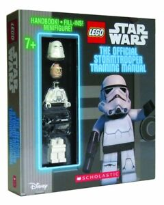 Lego Star Wars The Official Stormtrooper Training Manual with Snowtrooper