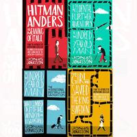 Jonas Jonasson Collection 4 Books Set Accidental Further Adventures BRAND NEW