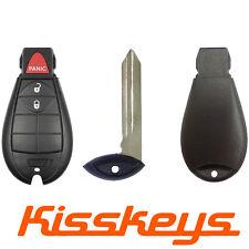 500 Keyless 3 Buttons(2+1) Entry Remote Key Fob Transmitter M3N5WY783X IYZ-C01C