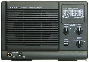 YAESU SP-8 EXTENSION SPEAKER WITH BUILT IN HI/L FILTERS (BRAND NEW 3yr warranty)