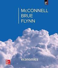 McConnell, Economics AP Edition (A/P ECONOMICS), McConnell, Campbell R., Brue, S