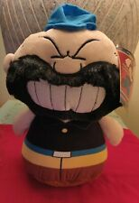 2017 Popeye The Sailorman Bluto Brutus Plush Toy Doll Kelly Toy with Tags