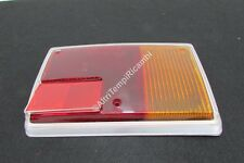 LENTE FANALE POSTERIORE DX PEUGEOT 104 2788 REAR TAIL LIGHT LENS RIGHT RüCKLICHT